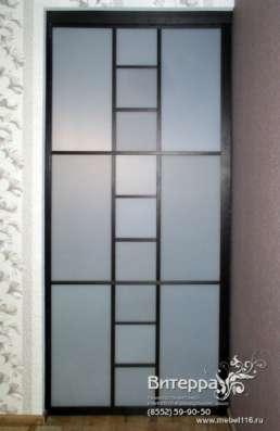 Межкомнатные элитные раздвижные двери в Набережных Челнах Фото 4