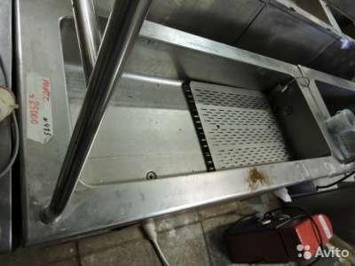 торговое оборудование Холодильный стол с линии