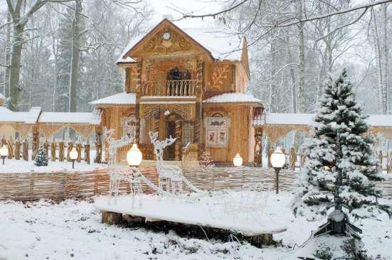 ПОЕЗДОМ В гости к ДЕДУ МОРОЗУ в Беловежскую пущу + ПОДАРОК!