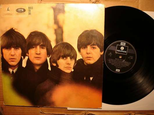 Пластинка The Beatles - Beatles For Sale(UK.1971)