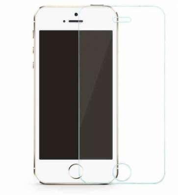 Стекло, протектор экрана 0.26мм для iPhone 5, 5s