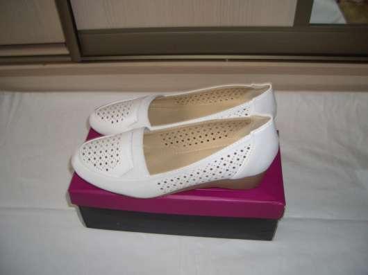 Туфли женские (макасины)