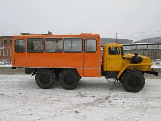 Урал Автобус вахтовый