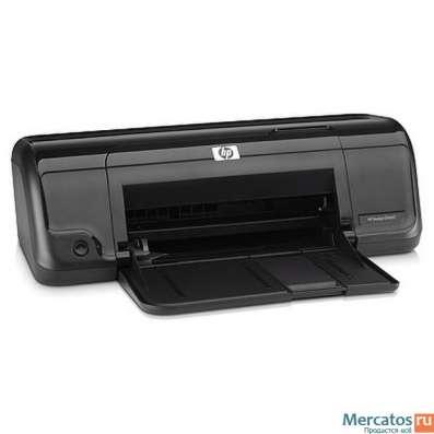 Продается цветной струйный принтер HP DESKJET D1663