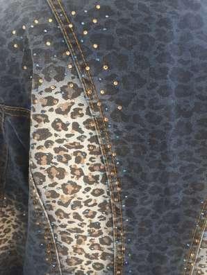 джинсовый костюм, р-р 50 в г. Алматы Фото 4