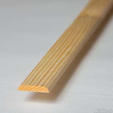Погонажные деревянные изделия