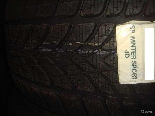 Новые зимние Dunlop 195 65 R15 Winter Sport 4D в Москве Фото 3