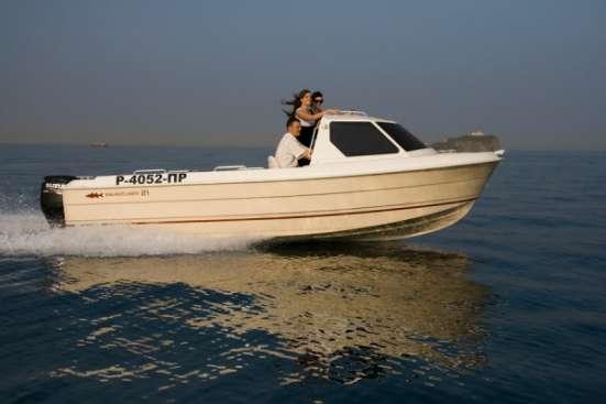 Продаем катер (лодку) Smartliner 21 в Ярославле Фото 4