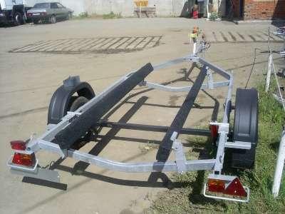 автомобильный прицеп МЗСА 81771С.101-05