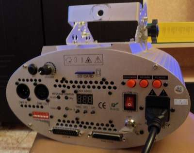 Лазер ATLaser AT-SD260RGY в Волгодонске Фото 1