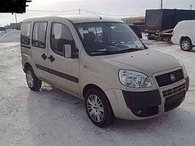 автозапчасти б/у FIAT DOBLO 2006 г. кпп 1.