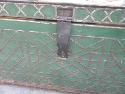 Старинный сундук в Москве Фото 3
