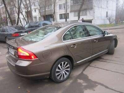 автомобиль Volvo S80, цена 960 000 руб.,в Москве Фото 3