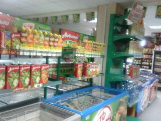 Продуктовый супермаркет, пиво, алкоголь