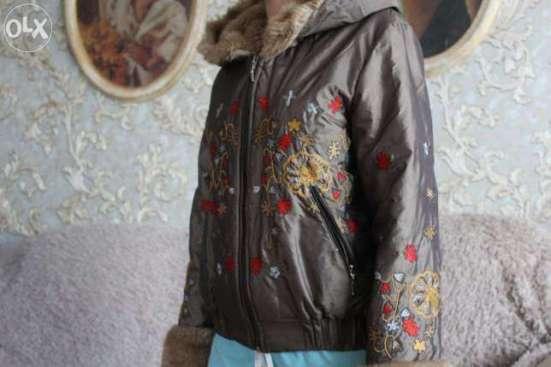 Куртка женская с вышивкой