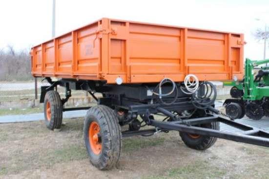 Прицеп тракторный самосвальный 2ПТС-4 в г. Запорожье Фото 4