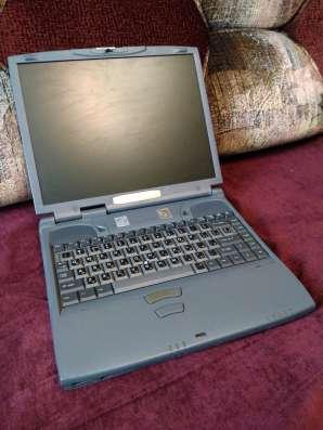 Ноутбук Toshiba satellite 4090xdvd