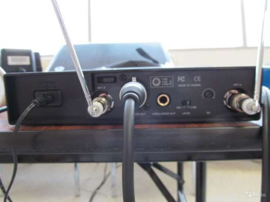 Аренда микрофона Beyerdynamic Opus 180 Mk II в Томске