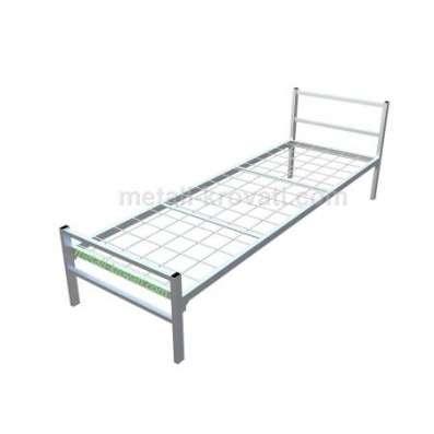 Кровати металлические двухьярусная, для больниц, металлические кровати с ДСП спинками, кровати для бытовок, кровати оптом, От производителя. в Сочи Фото 3