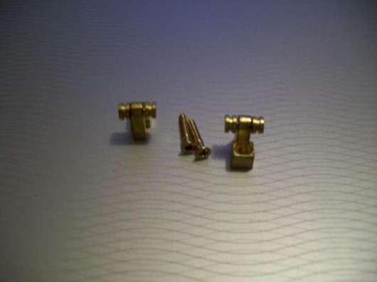 Ретейнеры роликовые (позолота, новые) в Нижнем Тагиле Фото 2
