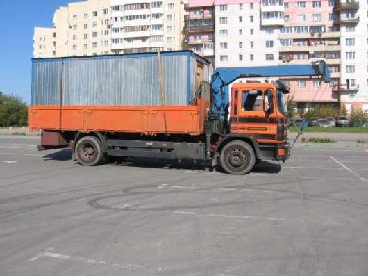 Манипулятор Санкт-Петербург. Услуги манипулятора Спб