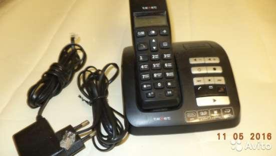 Домашний телефон база+трубка