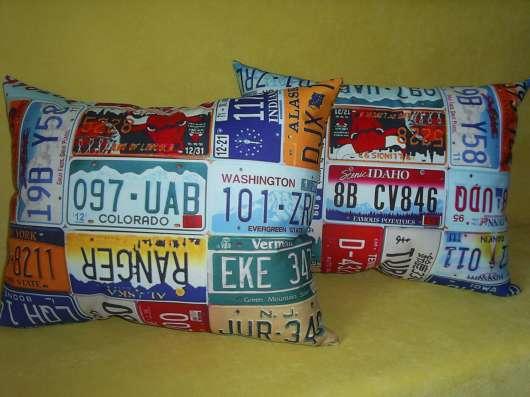 «Дизайнерские подушки» в Краснодаре Фото 1