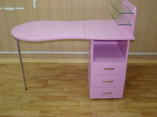Маникюрные столы на любой вкус в Оренбурге Фото 4