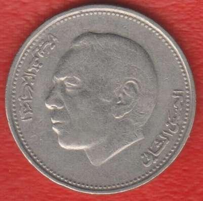 Марокко 1 дирхам 1987 г. в Орле Фото 1