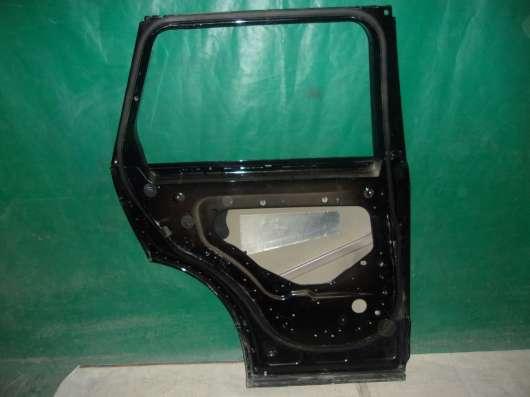 Дверь Range Rover Sport L405 черного цвета