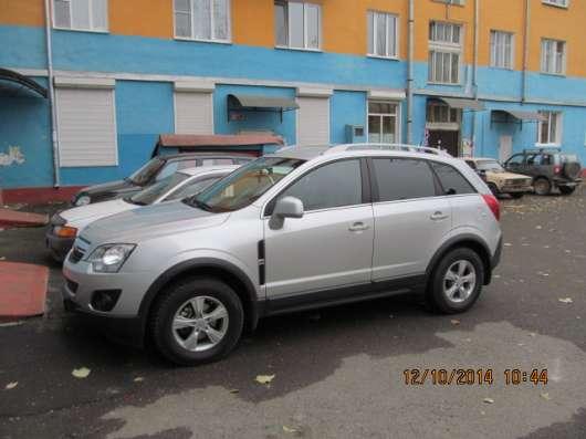Продажа авто, Opel, Antara, Автомат с пробегом 40000 км, в Красноярске Фото 1