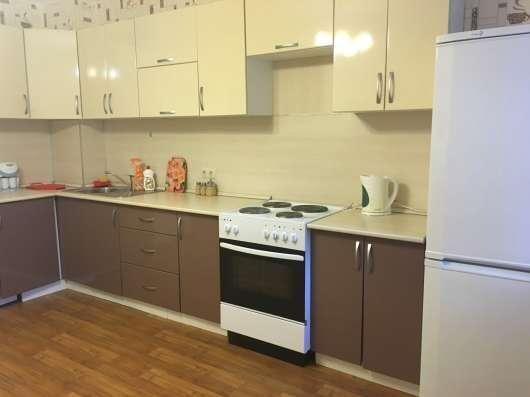 Уютная двухкомнатная квартира в новом районе города