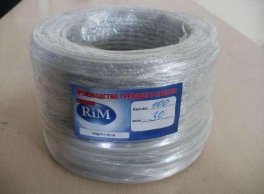 Высокотемпературный нагревательный кабель RiM 60 Вт