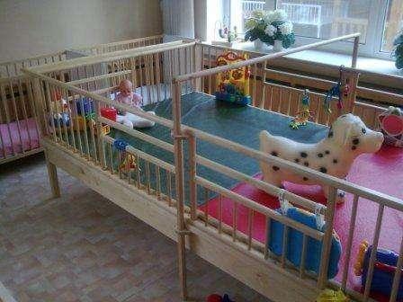Манеж высокий для Домов ребенка и Детских учреждений в Москве Фото 2