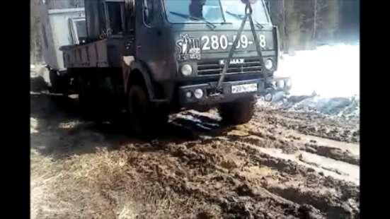 Услуги Камаз -Батыр вездеход 6х6 10 тонн