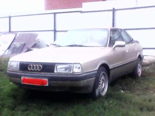 Ауди 80 1986 гв