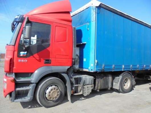 IVECO STRALIS AT 440S35