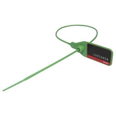 Пломбы контрольные номерные пластиковые ПК-91тп 320 мм
