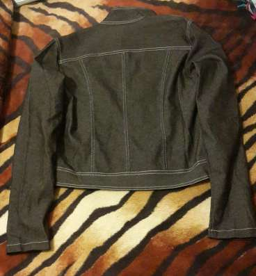 Куртка облегченная