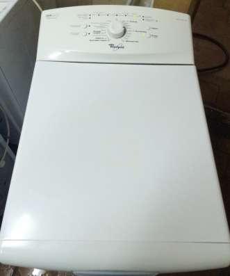 Продам стиральную машину Whirlpool AWE 2214/1 в Москве Фото 1