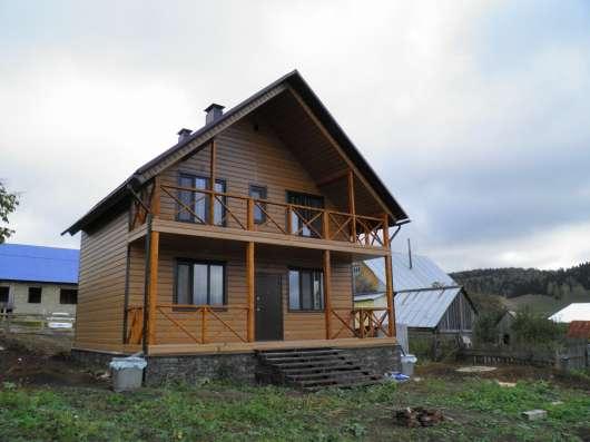 Строительство, проектирование и производство домов