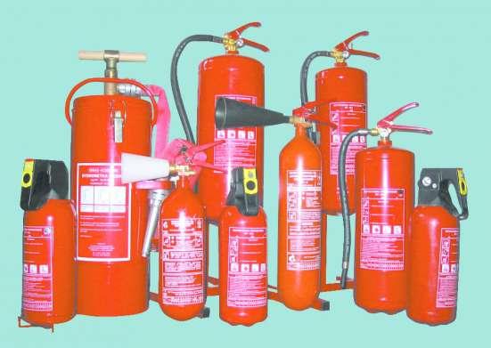 Противопожарное оборудование в Краснодаре Фото 4
