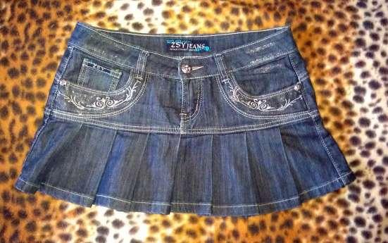Юбки джинсовые 3 шт