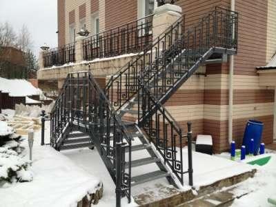 лестницы и перила в Ростове-на-Дону Фото 1