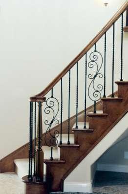 Деревянные лестницы на второй этаж stairways в Люберцы Фото 4
