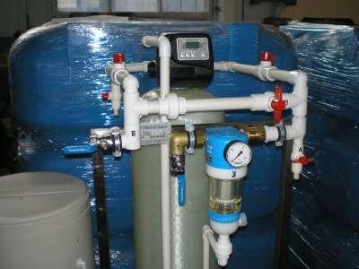 Установки обезжелезивания воды 0.2-35куб Сокол