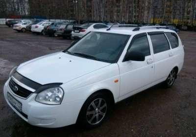 автомобиль ВАЗ 2171 Priora