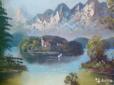 Картина выполнена маслом на холсте в Калининграде Фото 3