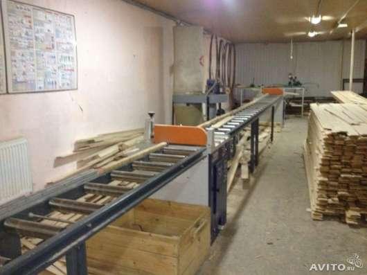 Цех по переработке древесины и производству ПВХ окон