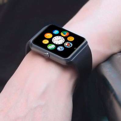 """Умные часы """"ЧАСЫ-iPhone SMART WATCH GT08"""